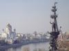 8. Το άγαλμα του Μεγάλου Πέτρου – Μόσχα, Ρωσία – 95 μέτρα