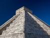 Η κεντρική πυραμίδα Ελ Καστίγιο στον αρχαιολογικό χώρο Τσίτσεν Ίτσα ψηφίστηκε πρόσφατα ως ένα από τα θαύματα του κόσμου.