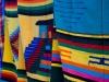 Παραδοσιακά κιλίμια με σύμβολα των Μάγιας.