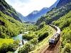 9. Flam Railway, Νορβηγία