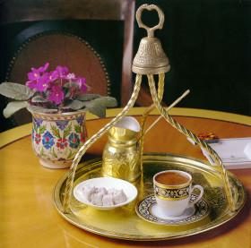 ελληνικός- καφές