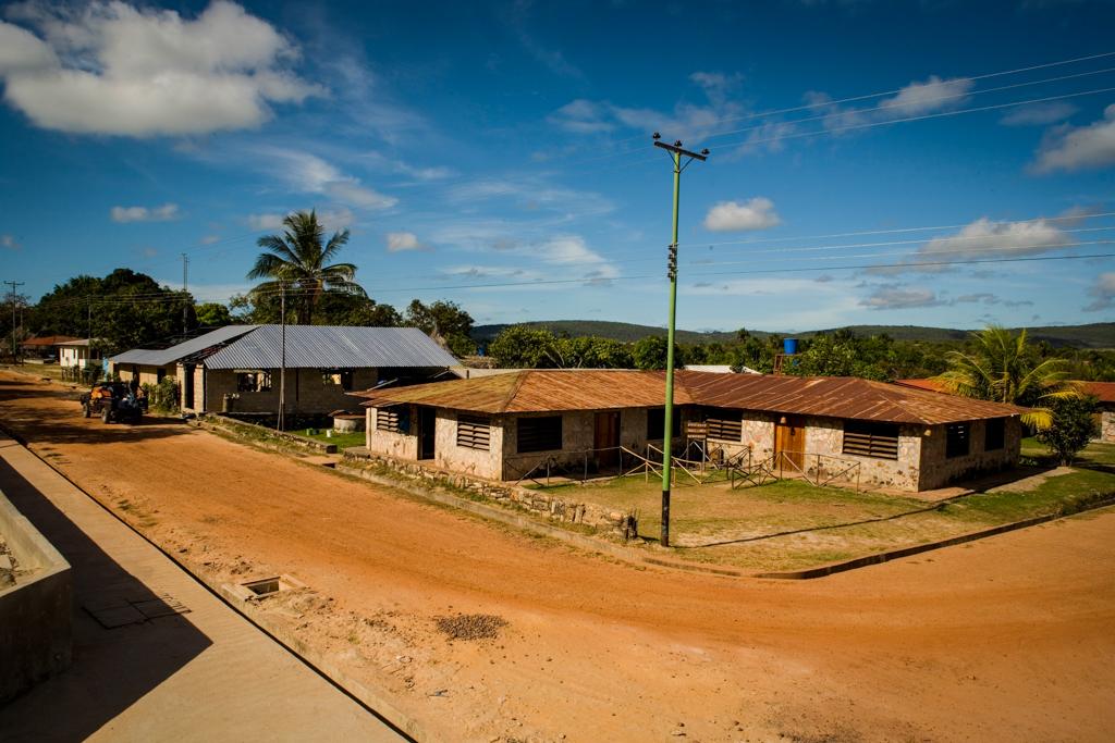 Άποψη του χωριού Κανάιμα