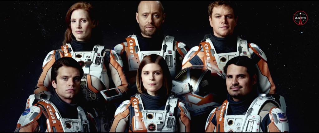 The Martian Crew