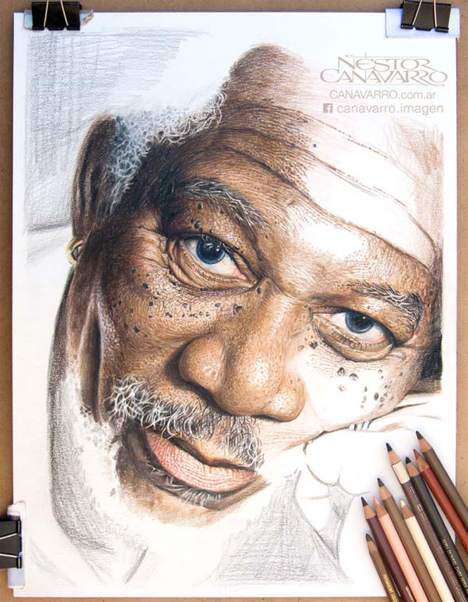 portraito-morgan-freeman-me-ksylompogies-3