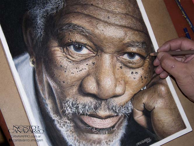 portraito-morgan-freeman-me-ksylompogies-4